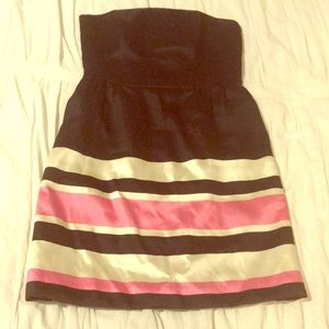 Milly strapless party dress size 4
